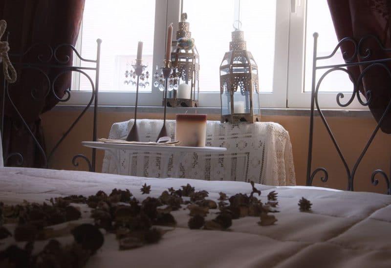 Darjeeling | Camera Romantica vicino mare Gaeta | Serapo Bed & Breakfast a Gaeta