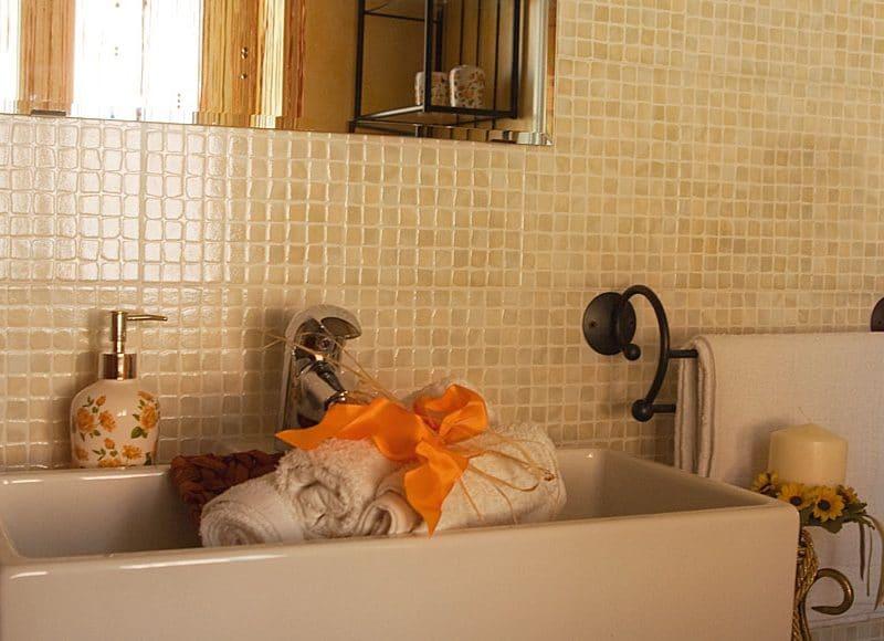Bagno | Darjeeling | Serapo Bed & Breakfast a Gaeta
