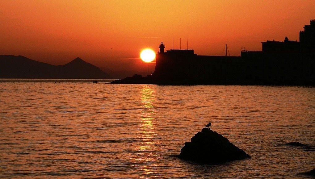 Faro Porto di Gaeta