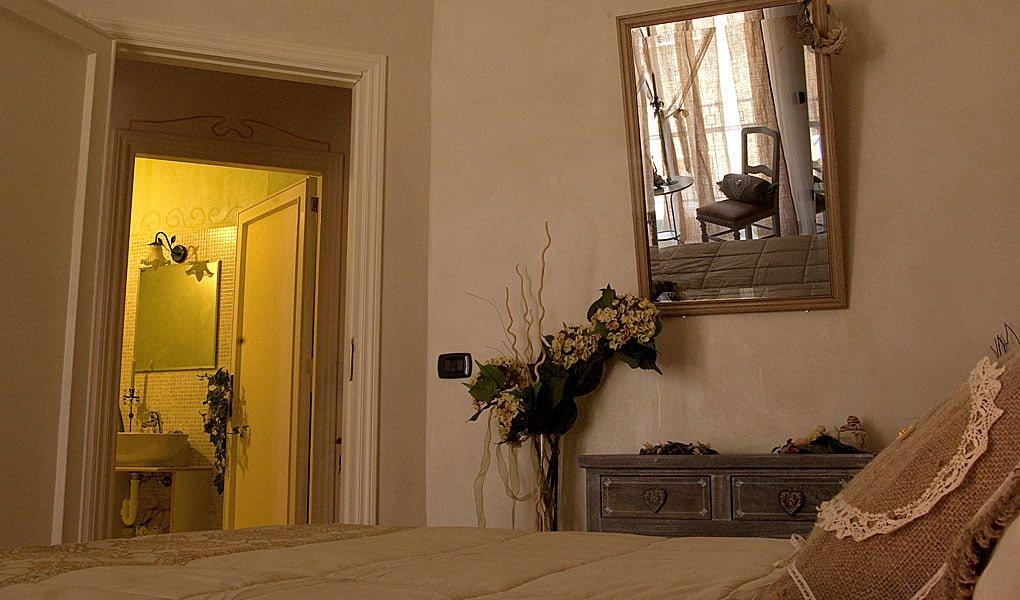 Sogno provenzale bed and breakfast a gaeta sul mare b for Sognare asciugamani