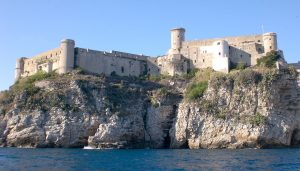 Gaeta - Castello Angioino - Aragonese | Serapo B&B a Gaeta