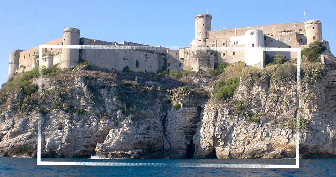 Castello di Gaeta | Serapo Bed & Breakfast a Gaeta