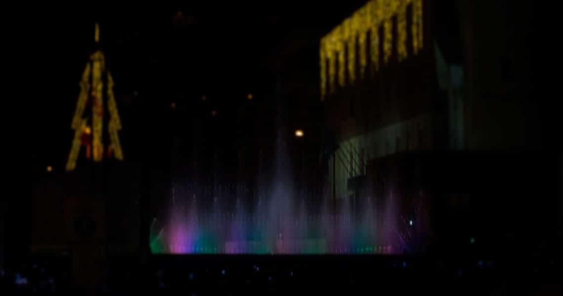 Fontane danzanti gaeta - Elisa Dominici